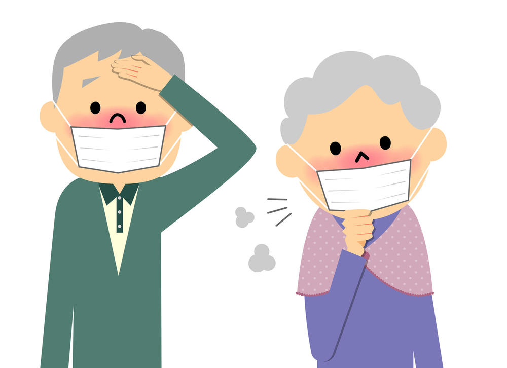 冬の感染症の予防・健康管理法について〜高齢者を注意すべきポイント〜