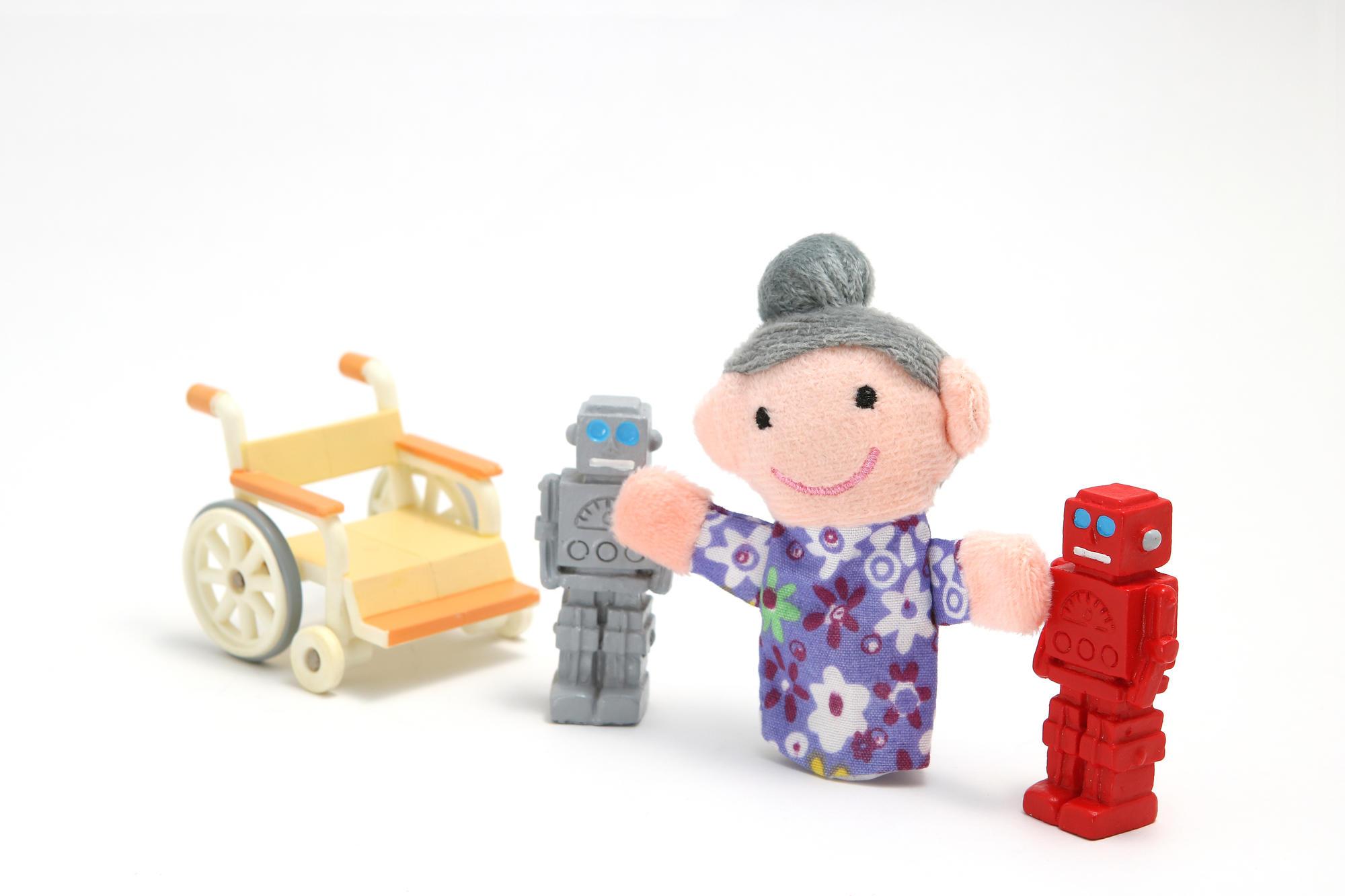 介護ロボット導入のメリットと実用化における課題|介護のコラム