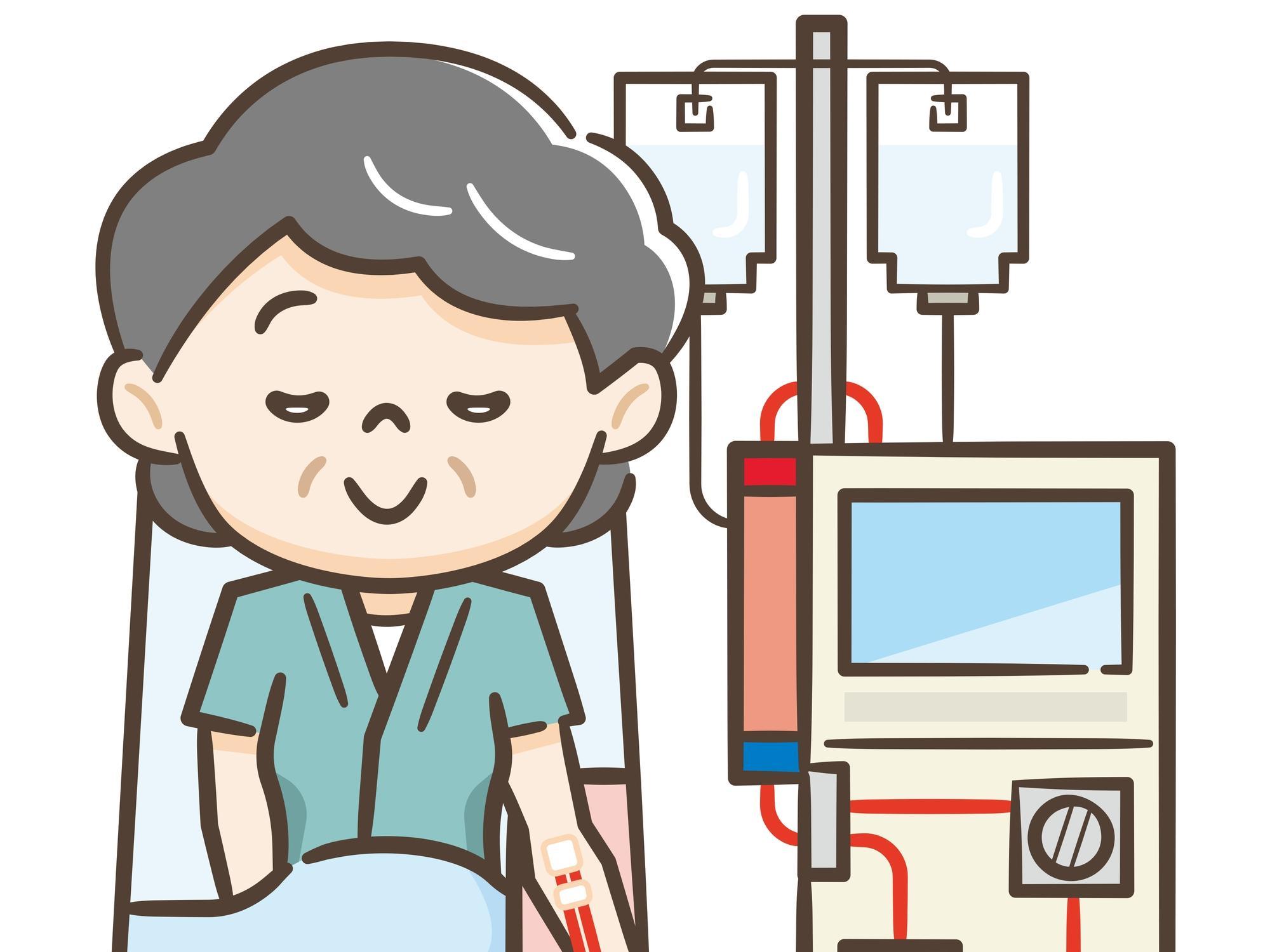 人工透析・血液透析とは?合併症や介護における注意点を解説|介護のコラム