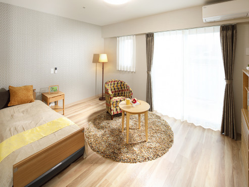 A6タイプ居室イメージ